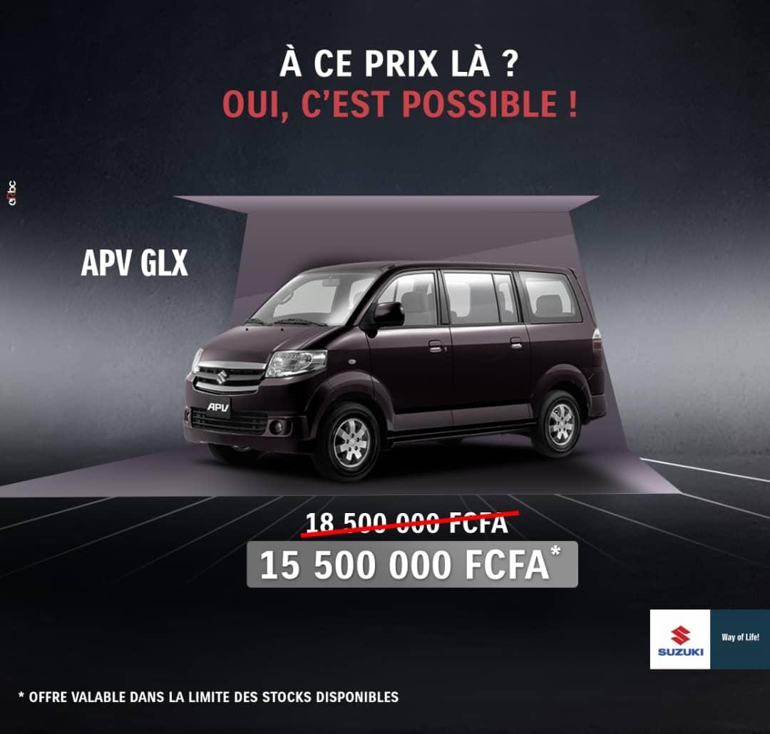 APV GLX - A CE PRIX LA ?